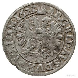 24 krajcary 1623, mennica nieokreślona; F.u.S. -, monet...