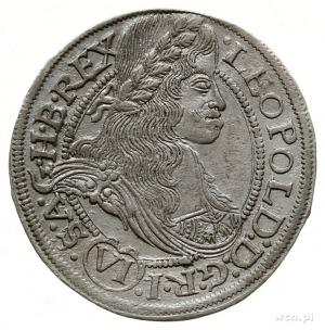 6 krajcarów, 1665/FBL, Kłodzo; F.u.S. 438, E./M. 344 (R...