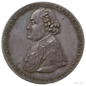 talar 1769, Koblencja, Aw: Popiersie w lewo i napis wok...