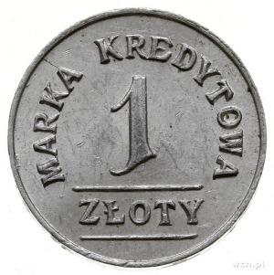 Kraków Rakowice- 1 złoty Spółdzielni 8 Pułku Ułanów Ksi...