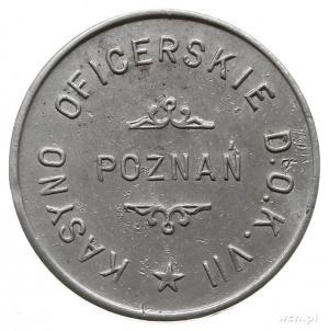 Poznań - 1 złoty Kasyna Oficerskiego Dowództwa Okręgu K...