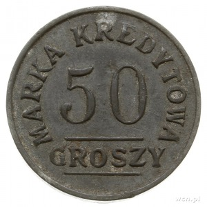 Gdynia - 50 groszy Spółdzielni Marynarki Wojennej w Gdy...