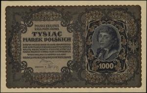 1.000 marek polskich 23.08.1919; seria III-AT, numeracj...
