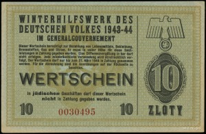 Winterhilfswerk des Deutschen Volkes (Pomoc zimowa) 194...