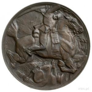 medal PAMIĘCI POLEGŁYCH W SZARŻY KAWALERII POD ROKITNĄ ...