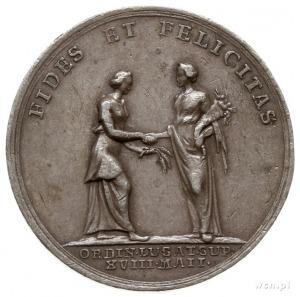 Friedrich August III. (I) 1763-1806-1827, Hołd miasta B...