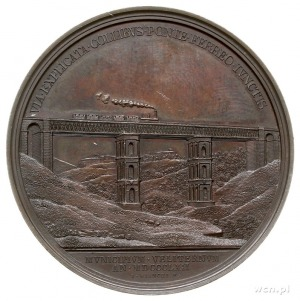 Pius IX 1846-1878 - medal sygnowany I BIANCHI z 1863 r....