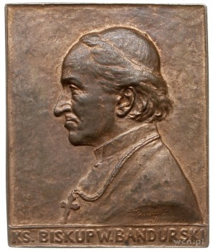 ks. biskup Władysław Bandurski (honorowy kapelan Legion...