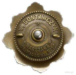 oficerska odznaka pamiątkowa 78 Pułk Piechoty - Baranow...
