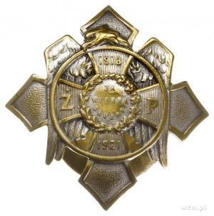 podoficerska odznaka pamiątkowa Żandarmerii Polowej Woj...