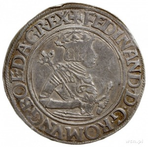 talar bez daty, Linz; Dav. 8014, Voglh. 43; srebro 28.5...