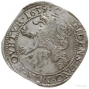 1/2 talara lewkowego (1/2 Leeuwendaalder) 1639; Purmer ...