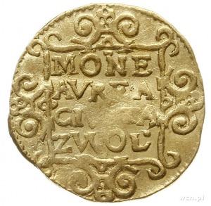 dukat 1639; Fr. 213, Purmer Zw10, Delm. 1133; złoto 3.4...