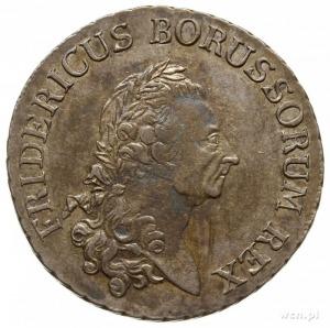 talar 1786 A, Berlin; Olding 70, v. Schrötter 472; sreb...