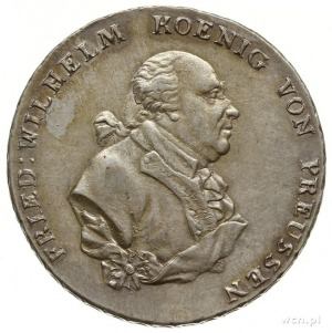 talar 1792 B, Wrocław; v. Schrötter 43, Neumann 4; sreb...