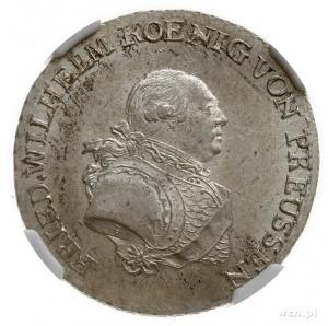 1/3 talara 1790 A, Berlin; v. Schrötter 57, Neumann 6; ...