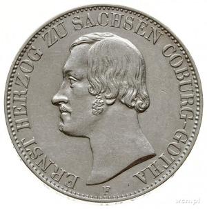 talar 1846 F, Drezno; Dav. 821, AKS 100, J. 282, Kahnt ...