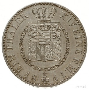talar 1841 A, Berlin; Dav. 845, AKS 21, J. 531, Kahnt 5...
