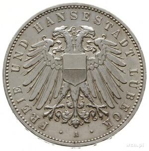 5 marek 1907 A, Berlin; AKS 3, J. 83; ładnie zachowane ...
