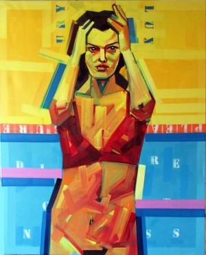 Piotr Kachny, Too much into myself, 2016