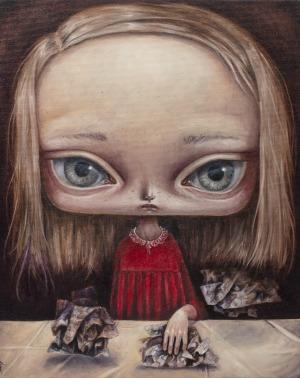 Paulina Góra, Paper souls, 2017
