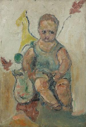 Włodzimierz TERLIKOWSKI (1873-1951), Dziecko