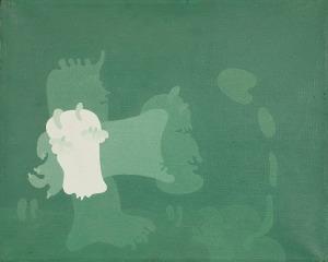 Jan DOBKOWSKI (ur. 1942), Rozmowy duchów, 1974
