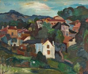 Henryk Epstein, WIOSKA, 1925