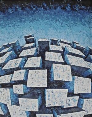 Jacek Sikora (1967), A quiet city (2015)