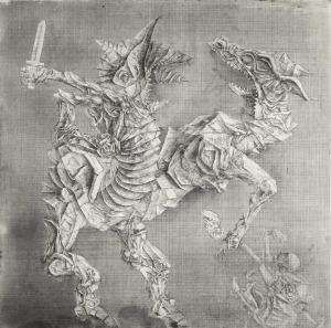 Kacper Bożek (1974), Bożek ciężkozbrojny