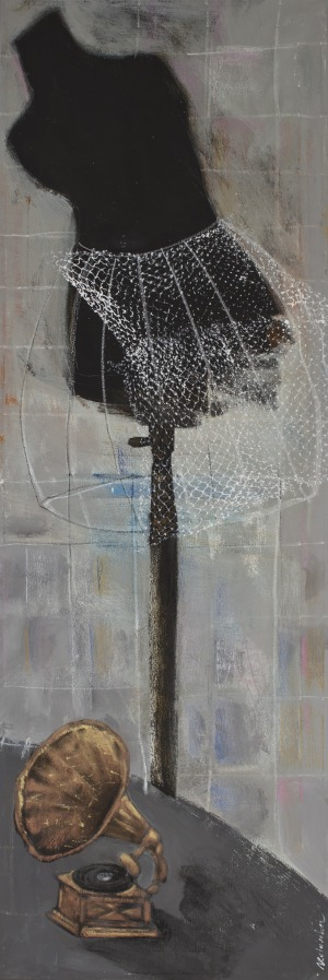 Agata Rościecha, Z cyklu Manekiny 6, 2016