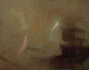 Jerzy STAJUDA, LAGUNA, 1975/78