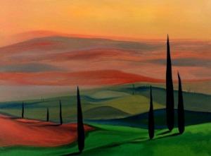 Jacek Malinowski, Toscana XIX