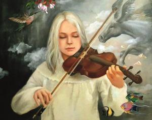 Patrycja  Kruszyńska-Mikulska, Magic symphony, 2016