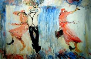 Dariusz Grajek, Parasolki na wietrze