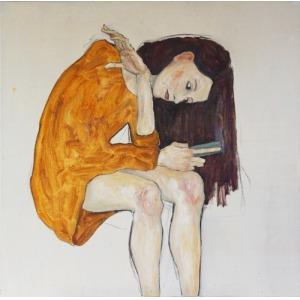 Dorian Karolak, Dziewczyna z telefonem (2016)