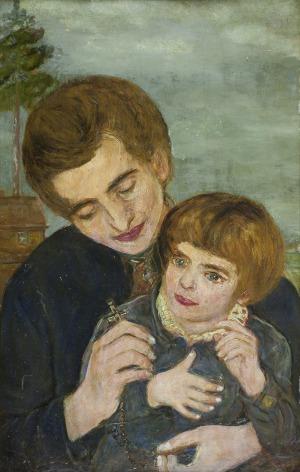 Wlastimil Hofman (1881-1970), Nowe pokolenie, 1951