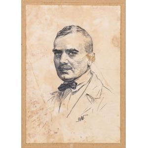 Bronisław WIŚNIEWSKI, AUTOPORTRET