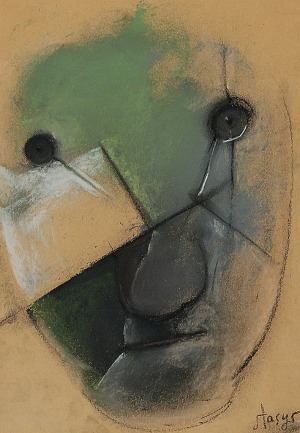 Stasys EIDRIGEVICIUS (ur. 1949), Twarz
