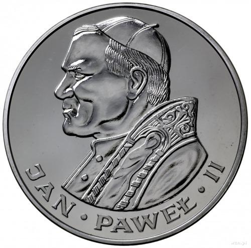 200 złotych 1986, Szwajcaria; Jan Paweł II; Parchimowic...