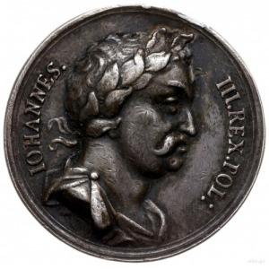medal z 1674 roku wybity z okazji elekcji Jana III Sobi...