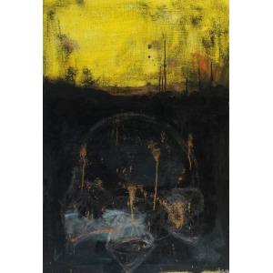 Aleksandra FARQUE-NAGIĘĆ (ur. 1979), LES VACANCES SUR LA MINE (Wakacje w kopalni), 2013