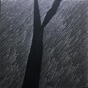 """Jan Dobkowski, Z cyklu """"Księżyc i moja czereśnia XXIV"""" (2010)"""