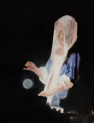 Paweł Tymcio, Światło od Vermeera, 2017