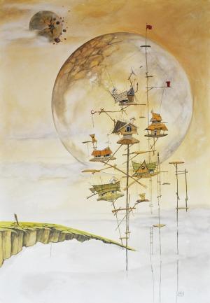 Dariusz Franciszek Różyc, Phobos - Def Con 4, z cyklu
