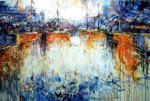 Dariusz Grajek, Pomarańczowe łodzie…