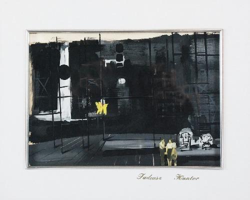 Tadeusz KANTOR (1915-1990), Projekt scenografii