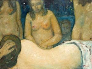 Alfred Lenica, Kobiety