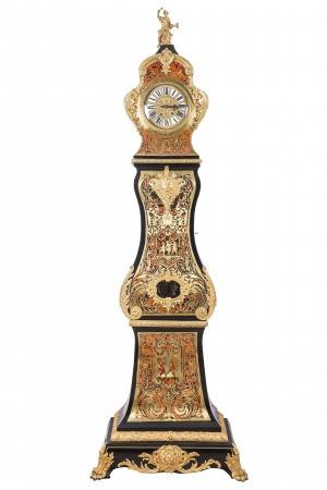 Zegar stojący w typie Boulle'a, 1860-1870