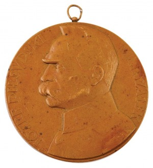 MEDAL JÓZEF PIŁSUDSKI, 1930
